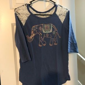 Kohl's long sleeve shirt